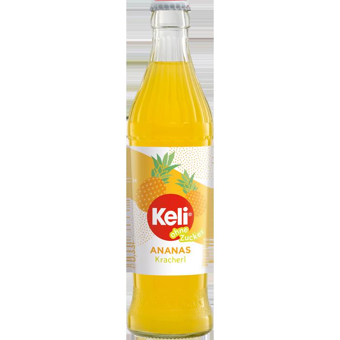 Keli Ananas zuckerfrei