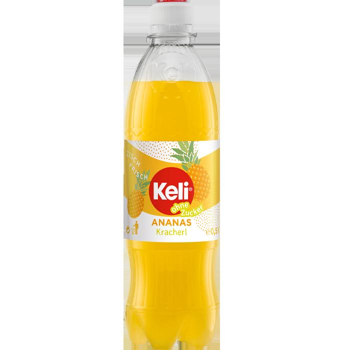 Ananas Keli zuckerfrei