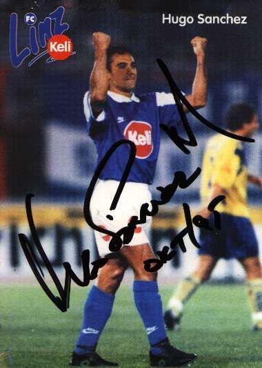 1993 Keli Sponsorvertrat FC Linz